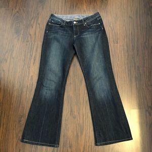 Paige Jeans Laurel Canyon bootcut size 30
